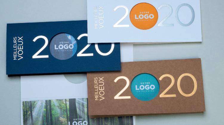 carte de voeux en ligne Cartes de vœux entreprises écologiques : célébrez 2020 en plantant