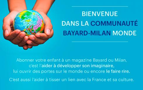 La communauté Bayard-Milan monde