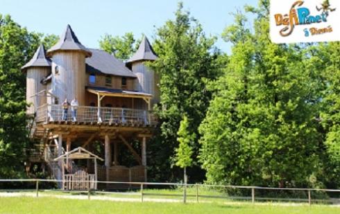 DéfiPlanet' : 1er village insolite et nature de France