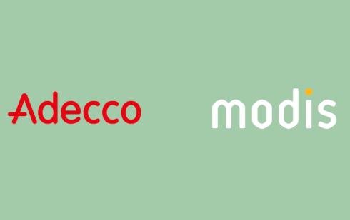 Modis a choisi de planter ses arbres dans la forêt Adecco !
