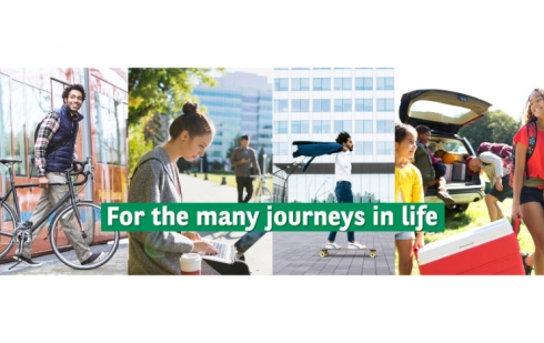 Arval Luxembourg, for the many journeys in life.