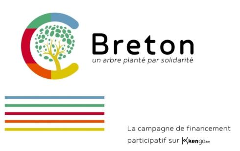 C Breton un arbre par contribution*