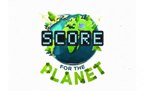 Découvrez Score For The Planet !