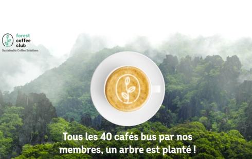 Rejoignez le Forest Coffee Club !