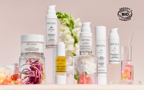 Découvrez PATYKA, maison parisienne pionnière dans les soins cosmétiques à la fois haut de gamme et certifiés bio.